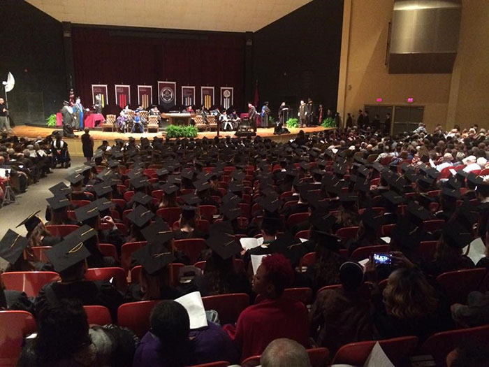 Freed-Hardeman Graduation 2016