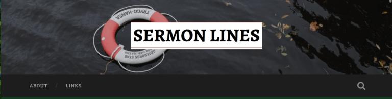 New York elder assumes Sermon Lines site