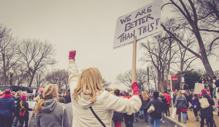 Political instability can create opportunity for the gospel