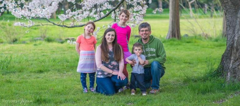 Leslie Taylor family announces return to Japan