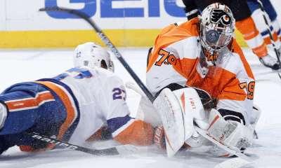 Islanders vs Flyers