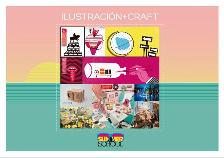 Summer-School-AficheIlust+Craft