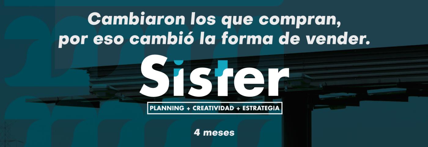Sister 2019. Curso de Estrategia y creatividad.