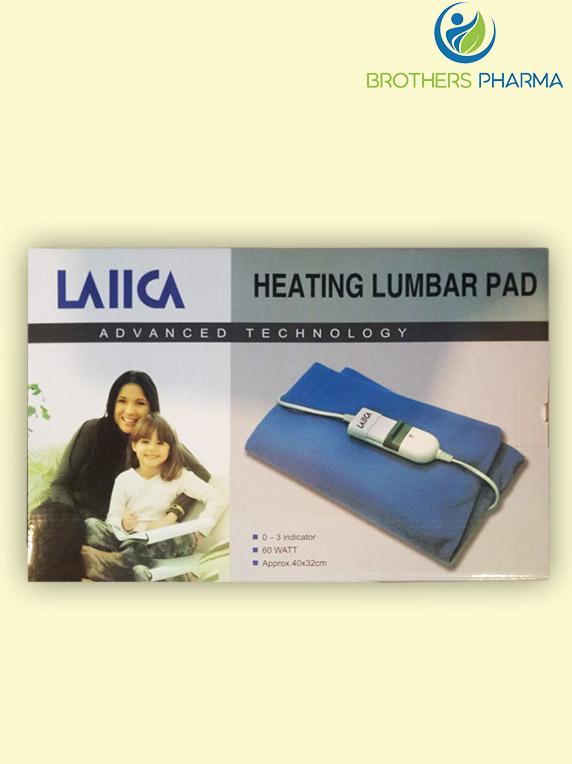 Heating Pad From Laica | الفوطه الحراريه لعلاج التوتر العصبي