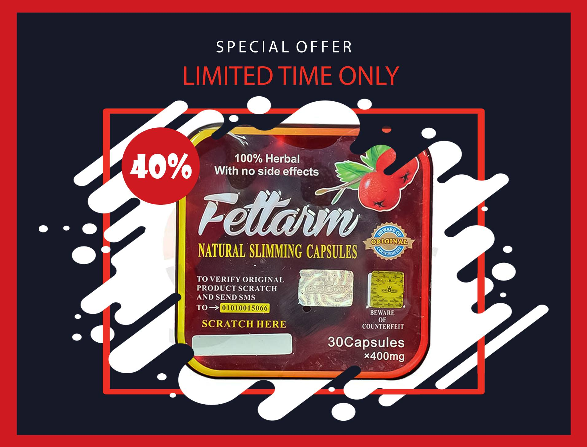 Fettarm Special offer
