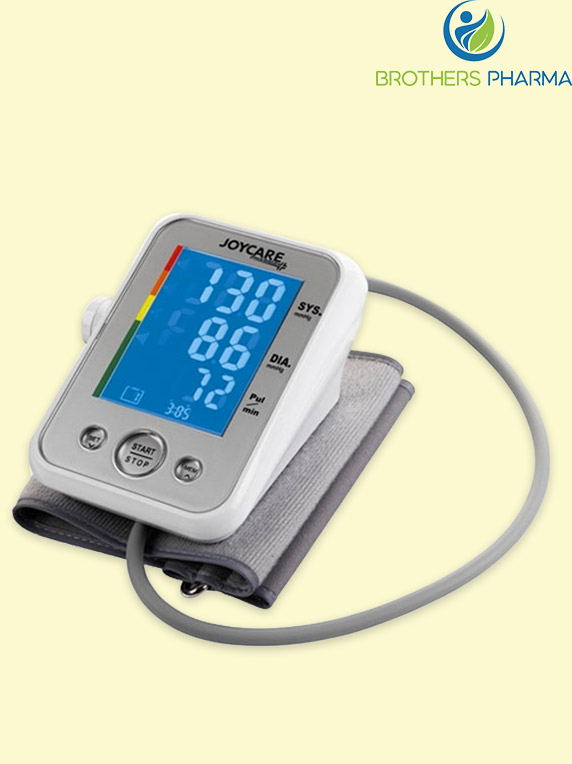 جهاز قياس الضغط الديجيتال Joycare Automatic Blood Pressure Monitor Brothers Pharma