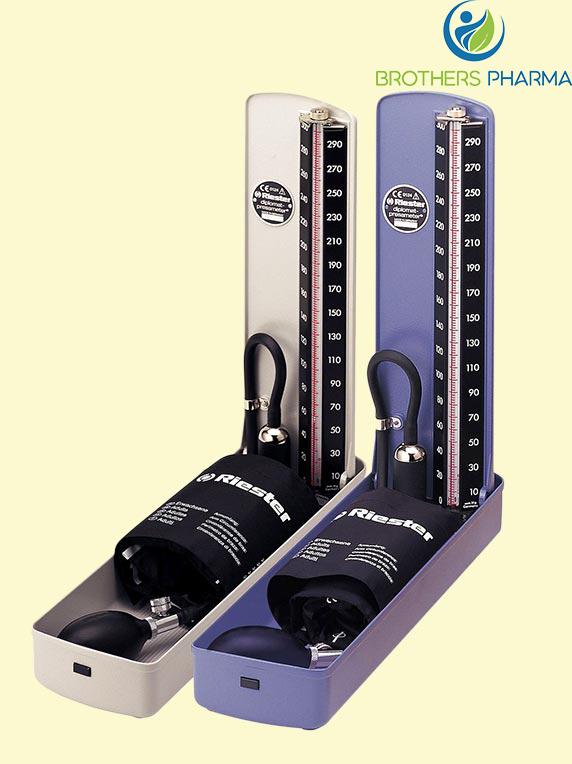 جهاز قياس الضغط زئبقي ألماني |Riester Diplomat-Presameter