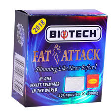 Blue Fat Attack 42 capsules New