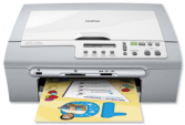Brother DCP-150C Driver Free Download