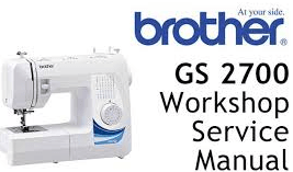 Brother GS2700 Manual Download PDF