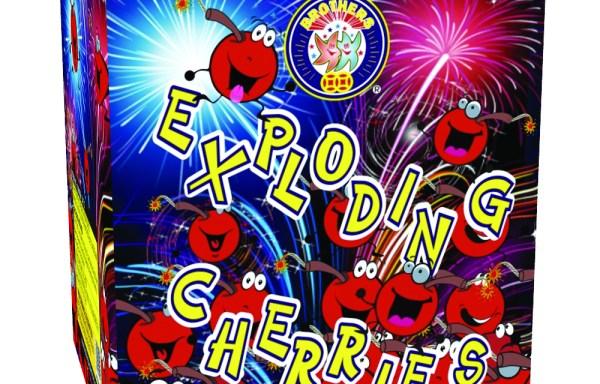 Exploding Cherries