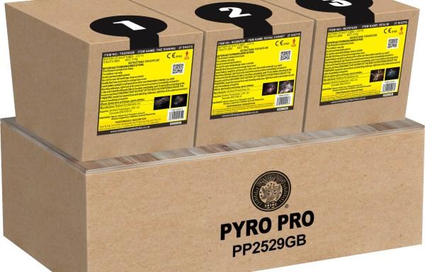 Pyro Pro Display Kit