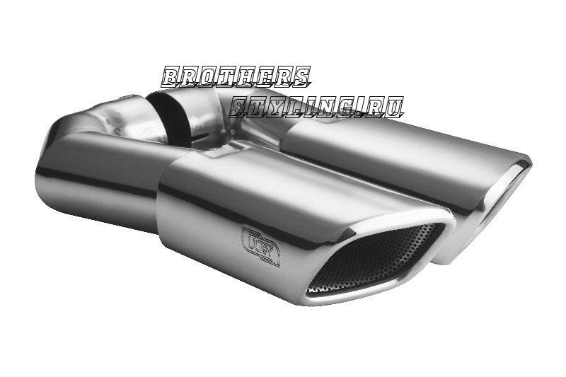 Насадки на трубы VW Touareg 2003-2009 Ulter 1