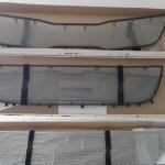 Защитные сетки на решетку радиатора