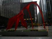 """Big"" sculpture in Chicago"