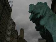 """""""Big"""" Lion - Art Institute Chicago"""
