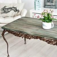 МК 2. Реставрация старого стола