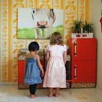 Детская комната для девочек