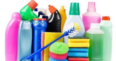 Limpeza natural e consciente