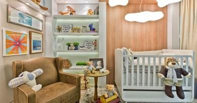 Quarto de bebê: 8 itens para uma decoração incrível