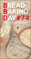 Bread Baking Day #74 - Herzhafte Brote / Savoury Breads (last day of submission June 1, 2015)