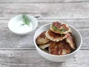 Fischfrikadelle - Rezept für feine Fischbouletten