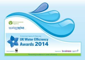 uk water effieceny award 2014 broughgammon farm waterwise farming and horitculture