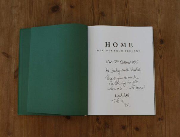 trish deseine home book ireland broughgammon goat farm