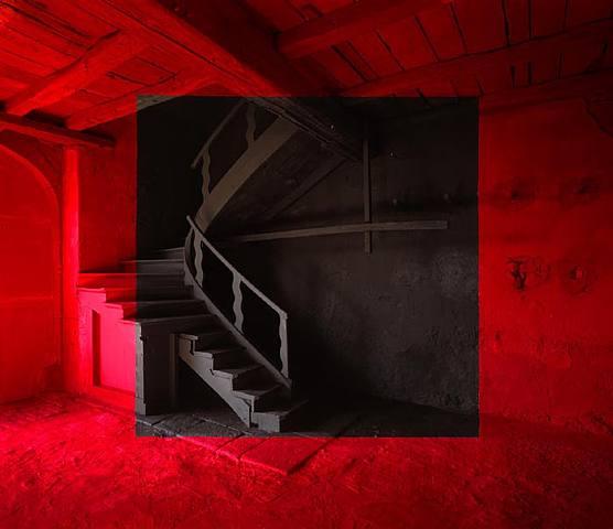 ANAMORPHOSE - George Rousse, un artiste qui trompe l'oeil. (2/3)