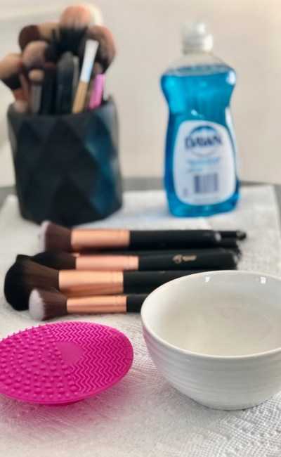 Cleaning My Makeup Brushes feat. New Set for Under $20!