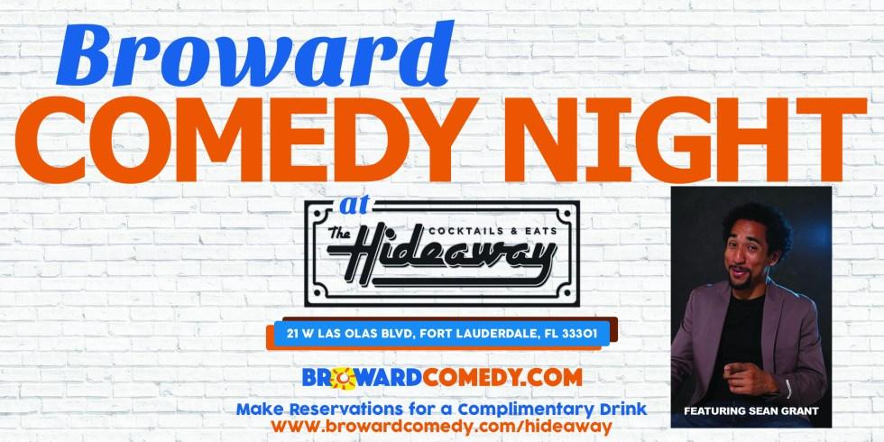 sean grant broward comedy