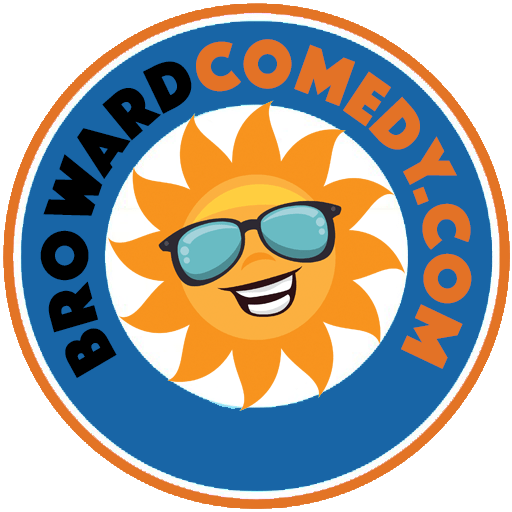 Broward Comedy Logo