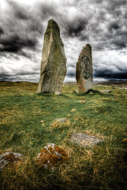 HDR - Standing Stones of Lewis