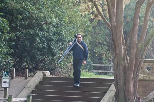 Richard in Hartsholme Park