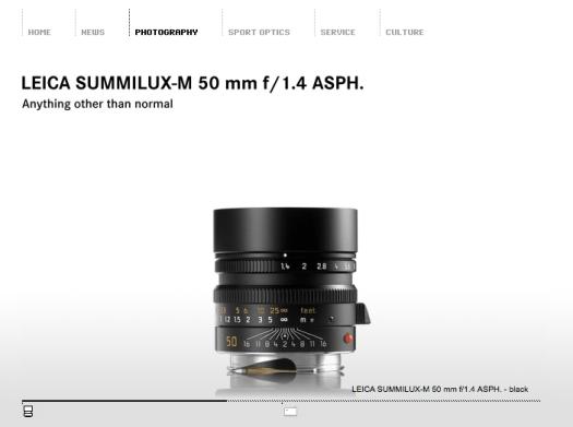 Leica Summilux