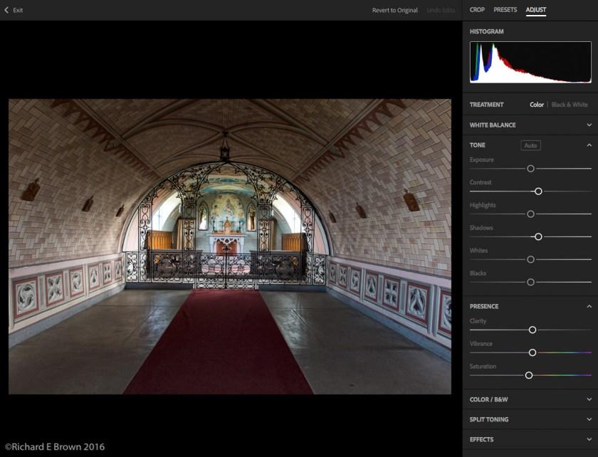 Lightroom on the Web 2