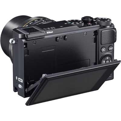 Nikon DL Rear View