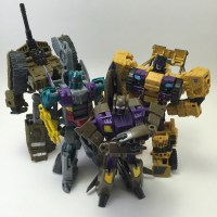 Review: Transformers Combiner Wars Deluxe Wave 5 (Combaticons)