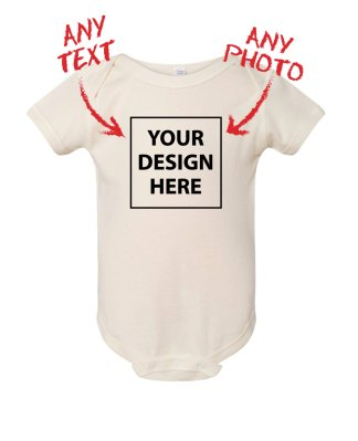 Custom Onesie - Any Design!