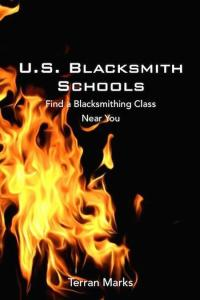 US Blacksmith Schools - Find a Blacksmith Class Near Me