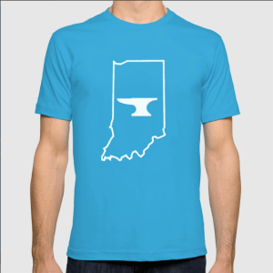 Indiana Blacksmith T-shirt