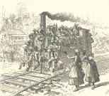 Laborers Returning from Work, June 23, 1888, 697