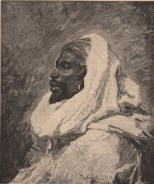 A Negro of Morocco (Fortuny), The Century, Vol. 23, 1881-2