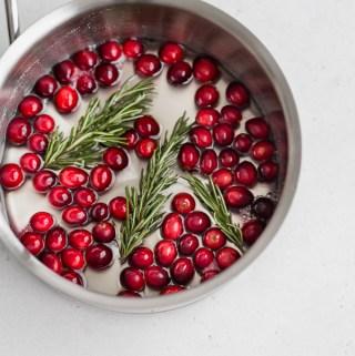 sugared-cranberries-rosemary