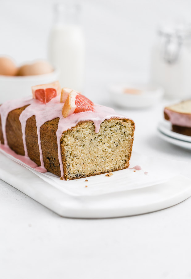 grapefruit poppy seed cake