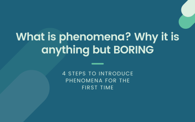 What is Phenomena? Why it is anything but BORING