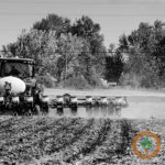 Soybean and corn planting underway for farmer