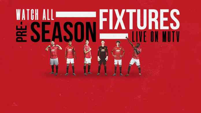 Man United announce 4 Pre-Season friendly games to take place in July and August