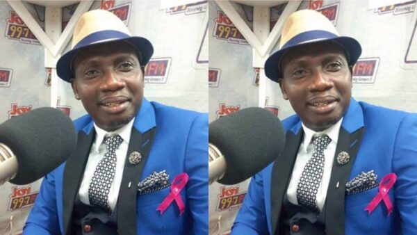 S3x has nothing to do with spiritualities, it is just for pleasure — Counsellor Lutterodt educates