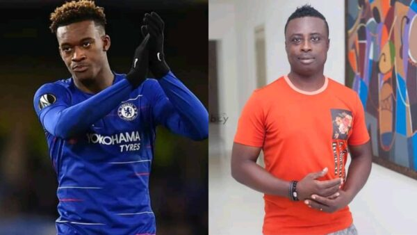 Never dream of playing for Ghana, you will regret it — Charles Taylor tells Callum Hudson Odoi